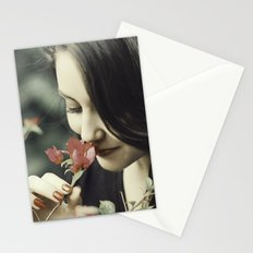 The Flower Lady Stationery Cards