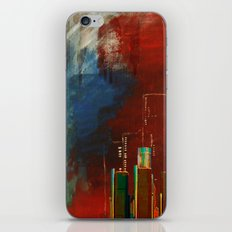Death of Detriot - Skyline  iPhone & iPod Skin