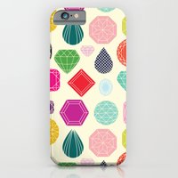 iPhone & iPod Case featuring Gems by Michelle Nilson