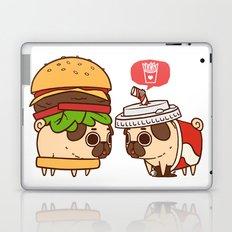 Puglie Burger and Cola Laptop & iPad Skin