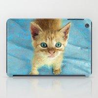 Cute Little Kitten  iPad Case