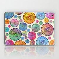 Coctail Umbrellas - Summer Memories Laptop & iPad Skin