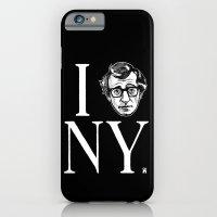 I (Woody) NY iPhone 6 Slim Case