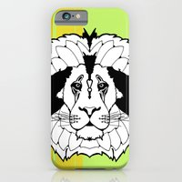 iPhone & iPod Case featuring The Mane Attraction by tCAP
