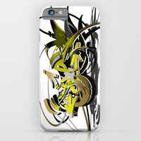 "iPhone & iPod Case featuring 3d graffiti - soul by ""ondbiqp"""