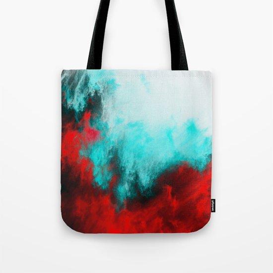 Painted Clouds III.1 Tote Bag