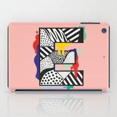 E For …. iPad Case