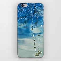 WATER JEWELS iPhone & iPod Skin