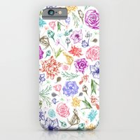 iPhone & iPod Case featuring For Her  by Agata Duda