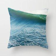 Ocean 2356 Throw Pillow