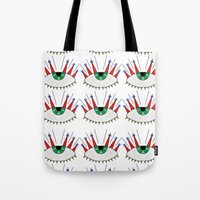 Eye^15 Tote Bag