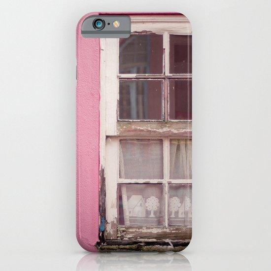 My lonely window iPhone & iPod Case