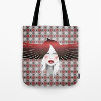 MonGhostX - Close, Fly. Dreams... of a free world ! Peace. Tote Bag