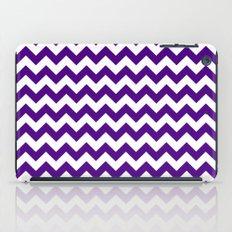Chevron (Indigo/White) iPad Case
