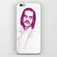 Nick Cave iPhone & iPod Skin