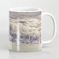 Azure Horses Mug