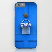 The Blue Door iPhone 6 Slim Case