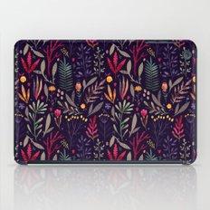 Botanical pattern iPad Case