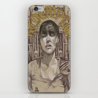 Redemption iPhone & iPod Skin