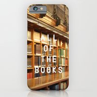 All Of The Books iPhone 6 Slim Case