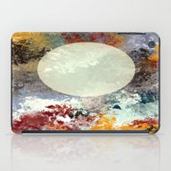 iPad Case featuring Brilliant Moon by Jessielee