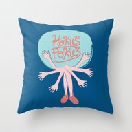Hokus Pokus Throw Pillow