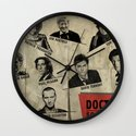 So Many Choices (Doctor Who) Wall Clock