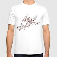 Typical  Mens Fitted Tee White SMALL