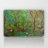 Beautiful forest Laptop & iPad Skin