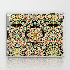 Flower Crown Bohemian Laptop & iPad Skin