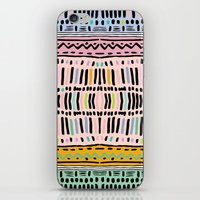 NAVAJO MOTIF  iPhone & iPod Skin
