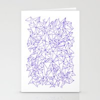Triangles! Triangles! Tr… Stationery Cards