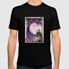 Midsummer Night's Dream Mens Fitted Tee Black SMALL