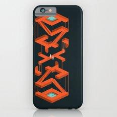 Monument Maze iPhone 6s Slim Case