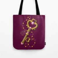 Chibiusa Time Key - Sail… Tote Bag