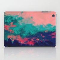 Painted Clouds IV iPad Case
