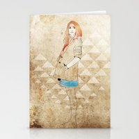 Girl One Stationery Cards