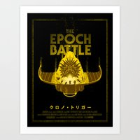 The Epoch Battle Art Print