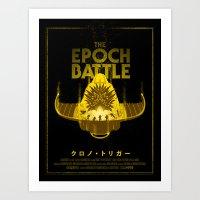 The Epoch Battle Art Print