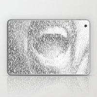 Dave Grohl. Everlong. Laptop & iPad Skin