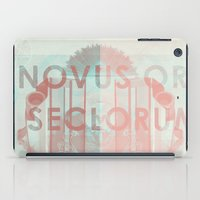 Novus Ordo Seclorum iPad Case
