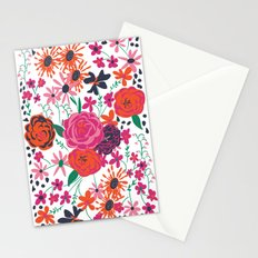 blooming love Stationery Cards