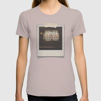 Tonks Womens Fitted Tee Cinder SMALL
