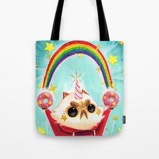 Donut Power! Tote Bag