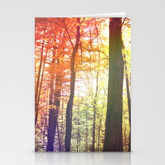 Forest Friends 2.0 Stationery Card