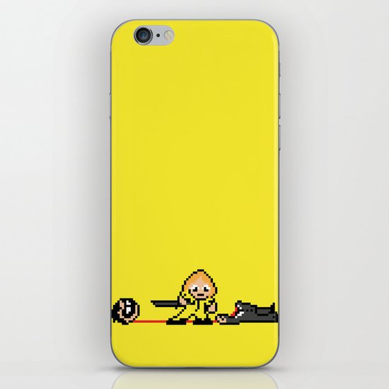 Kill Pixel Bill  iPhone & iPod Skin