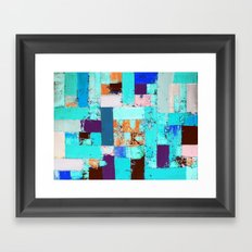 Serving Suggestion (inverted) Framed Art Print