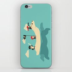 The Scourge of the Arctic iPhone & iPod Skin