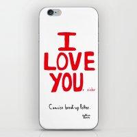 #104 iPhone & iPod Skin