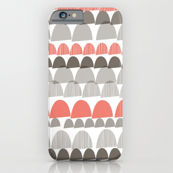 Shroom Coral iPhone & iPod Case